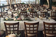 Perfect Small Wedding Reception